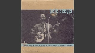 Watch Pete Seeger Listen Mr Bilbo video