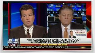 Your World With Neil Cavuto 10 17 16 A deep dive into the WikiLeaks revelations P2
