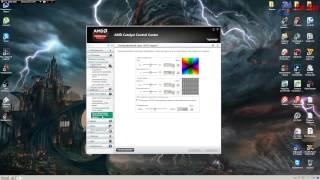 AMD Radeon - Настройка видео карты + Настройка насыщенности(Поддержите меня, поставьте лайк и подпишитесь на канал..., 2014-08-25T10:04:29.000Z)