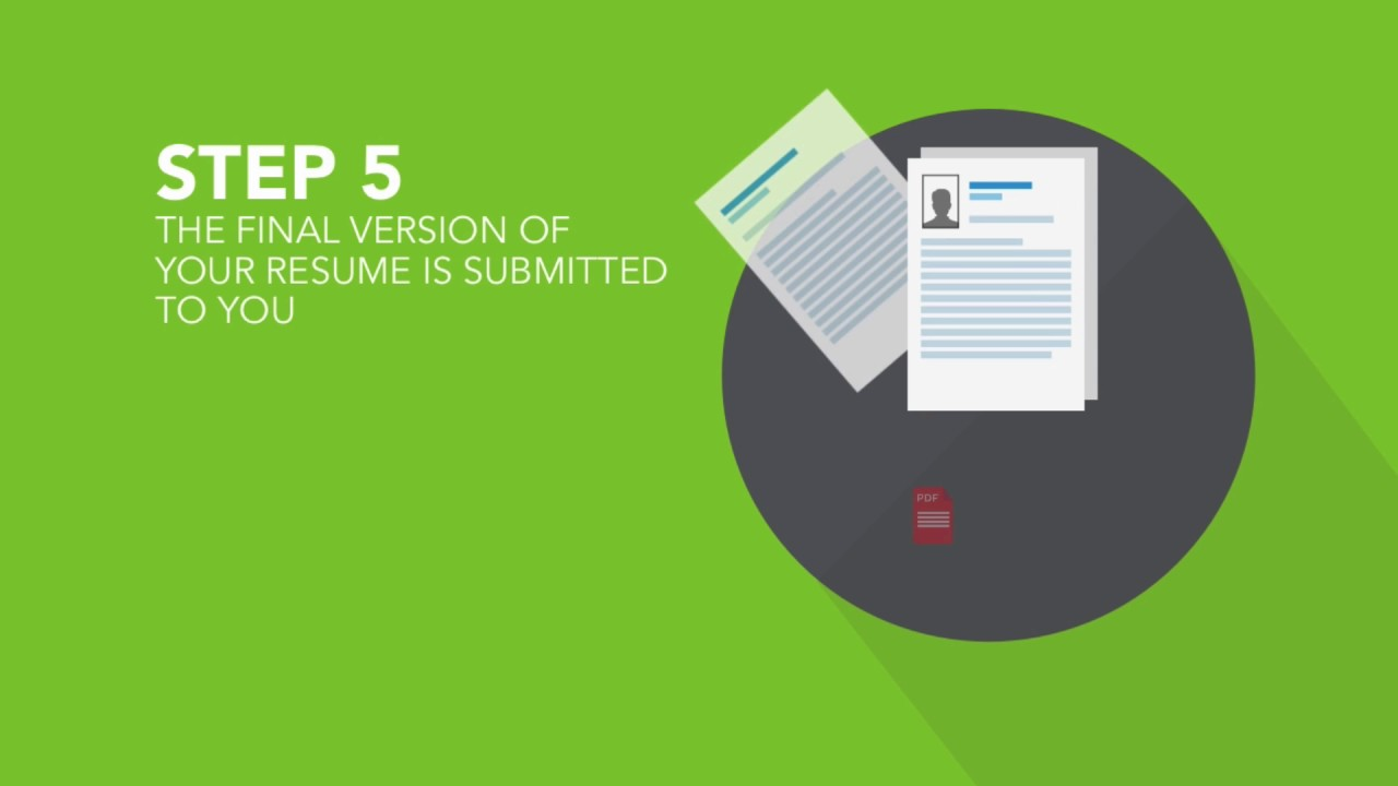 5 Step Resume Writing Process | Vertical Media Solutions