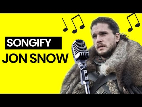 SONGIFY GAME OF THRONES: The Shape of Jon Snow oh oh oh oh oh oh oh oh oh oh oh oh oh oh oh oh oh