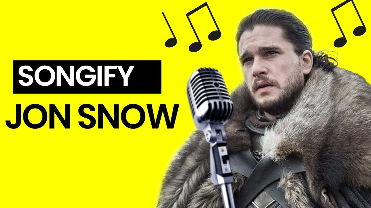 Songify GAME OF THRONES: You Know Nothing, Jon Snow oh oh oh oh oh oh oh oh oh oh oh oh oh oh oh ...