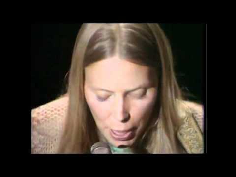 Joni Mitchell - Big Yellow Taxi (live) (HQ)