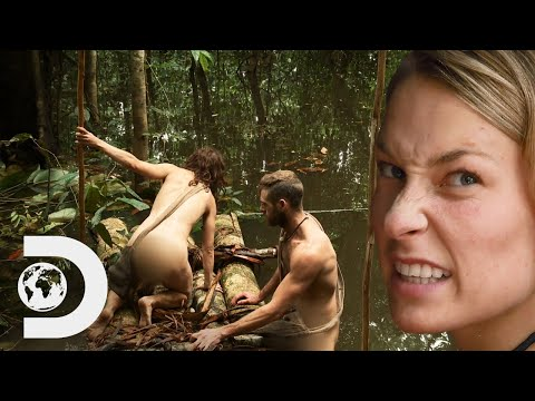 25 Momentos Reveladores   Supervivencia al desnudo   Discovery Latinoaméricaиз YouTube · Длительность: 16 мин36 с