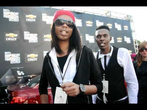 Antoine Dodson @ The BET Hip Hop Awards
