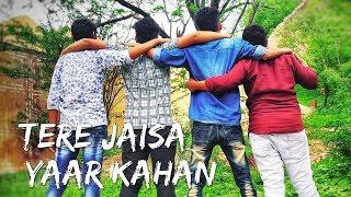Tere Jaisa Yaar Kahan || Ritik & Aman Sharma | Rosty Vines Official