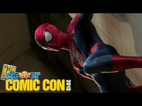 'The Amazing Spider-Man 2' Cast & Filmmakers Take Over 2013 Comic Con
