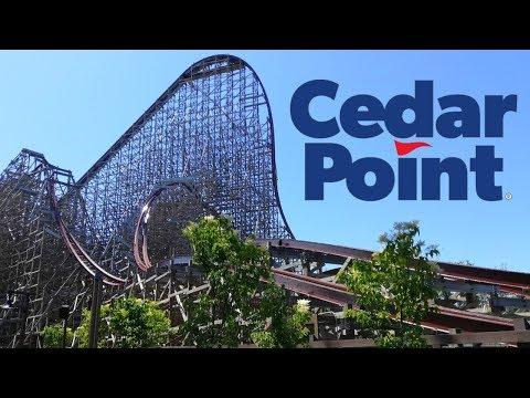 Cedar Point Day One Vlog June 2019
