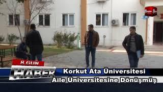 Korkut Ata Üniversitesi Aile üniversitesine Dönüşmüş  8gunhaber
