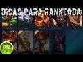 Dicas e Heróis Recomendados para Subir Rank - Heroes Evolved
