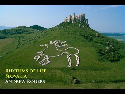Rhythms of Life Land Art Project: Slovakia (HD)