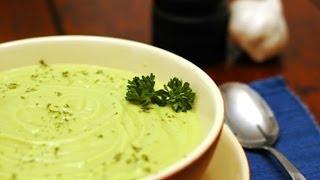 Как приготовить суп из авокадо - Рецепт от Все буде добре - Выпуск 356 - 13.03.14 - Все будет хорошо
