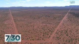 World's biggest cat-proof fence | 7.30
