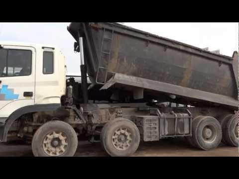 Korean used Dump truck Autowini.com Hyundai 24t Dump skauto 001
