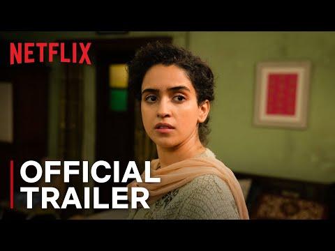 Pagglait | Official Trailer | Sanya Malhotra, Sayani Gupta & Ashutosh Rana