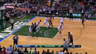 Milwaukee Bucks vs Memphis Grizzlies   Full Game Highlights   November 12, 2016 17 NBA Season