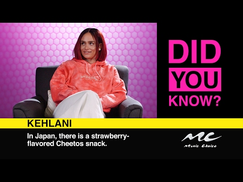 Kehlani: Did You Know?