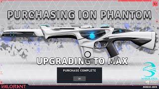 Purchasing ION PHANTOM upgrąding to MAX