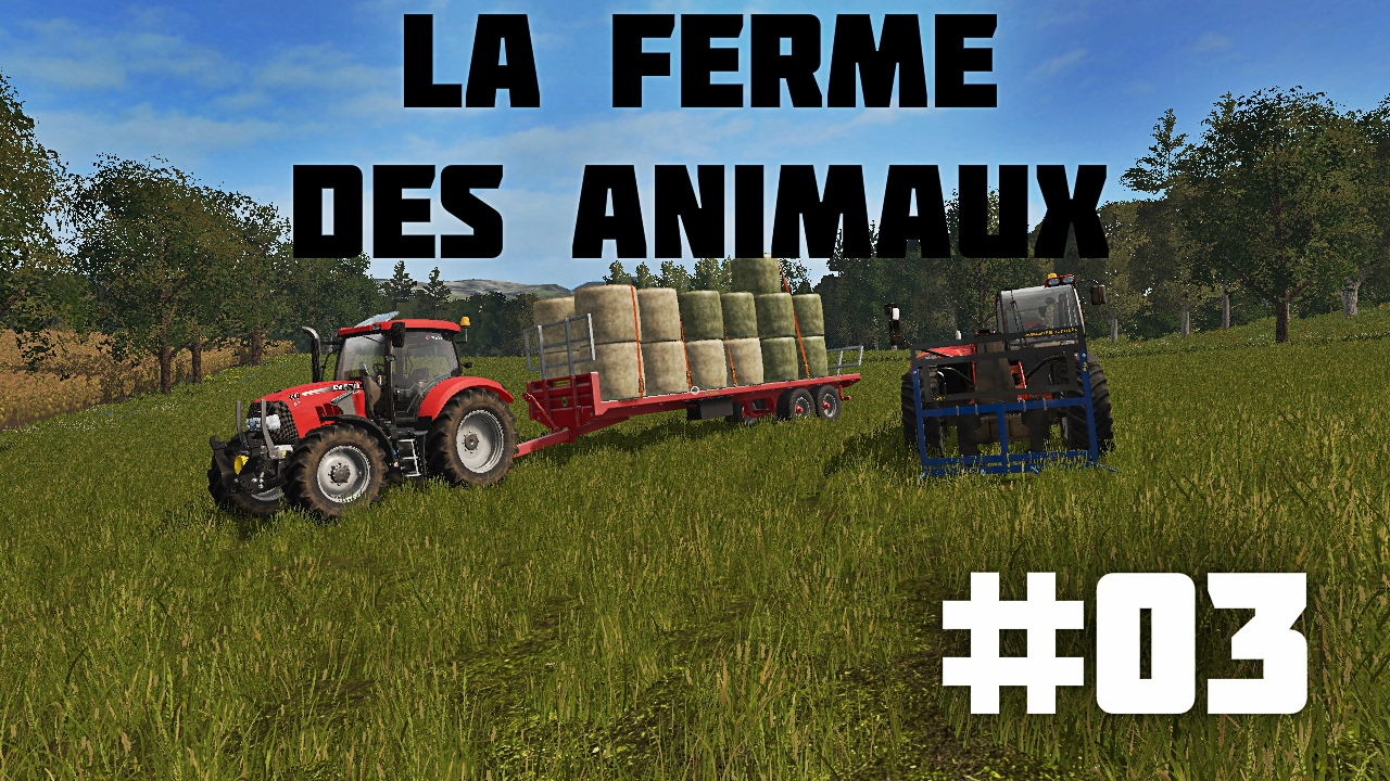 la ferme des animaux 03 old stream v2 fs17 youtube. Black Bedroom Furniture Sets. Home Design Ideas