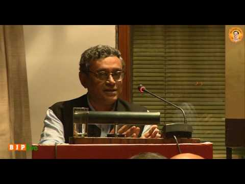 Discussion on 'Must Bengal Waste?' by Dr. Swapan Dasgupta at