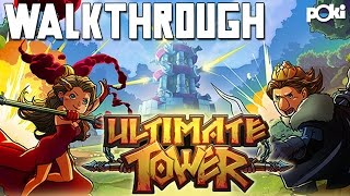 Towertastic! Ultimate Tower Poki Walkthrough