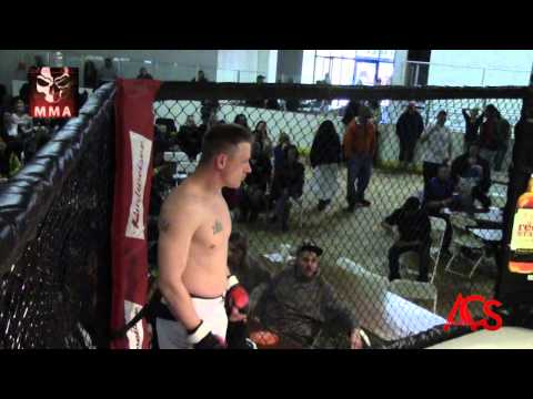"Exiled MMA ""ANARCHY""  Terry  Hamstra vs Ken Rowley"