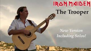 Iron Maiden - The Trooper (Acoustic) by Thomas Zwijsen - Nylon Maiden