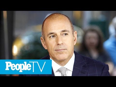 All The Matt Lauer Scandal Details: His Statement, Geraldo Rivera's Defense Of Him & More | PeopleTV