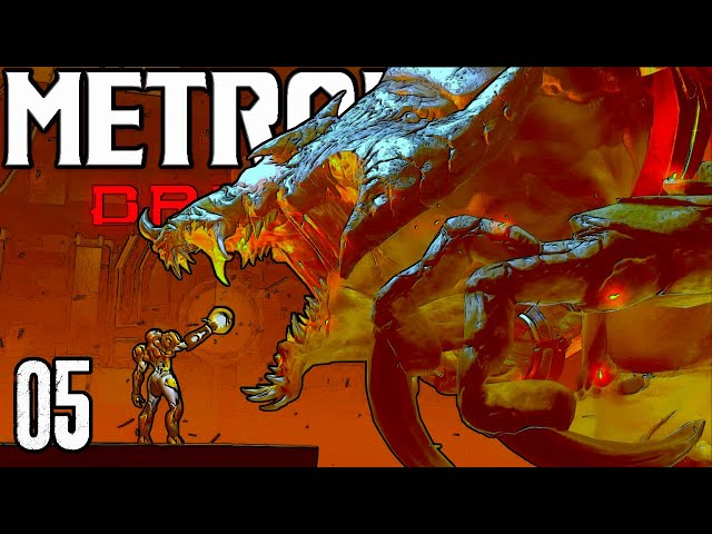 Let's Play Metroid Dread Part 5 - Wait?!? Is That KRAID?????