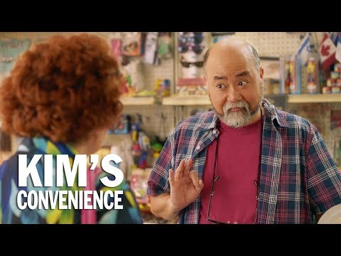 The king of customer service | Kim's Convenience