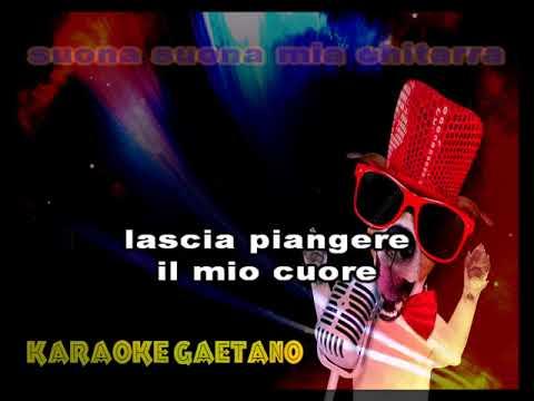 Canzoni Romane Chitarra Romana  karaoke