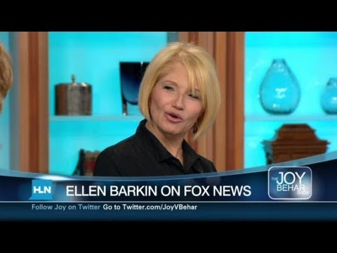 Ellen Barkin feuds with Fox