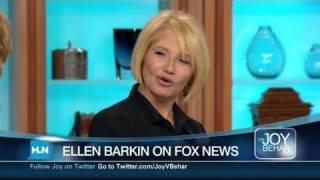 Ellen Barkin feuds with Fox News