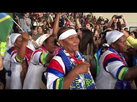 Solomon Islanders Worship & Dance - WTKOG
