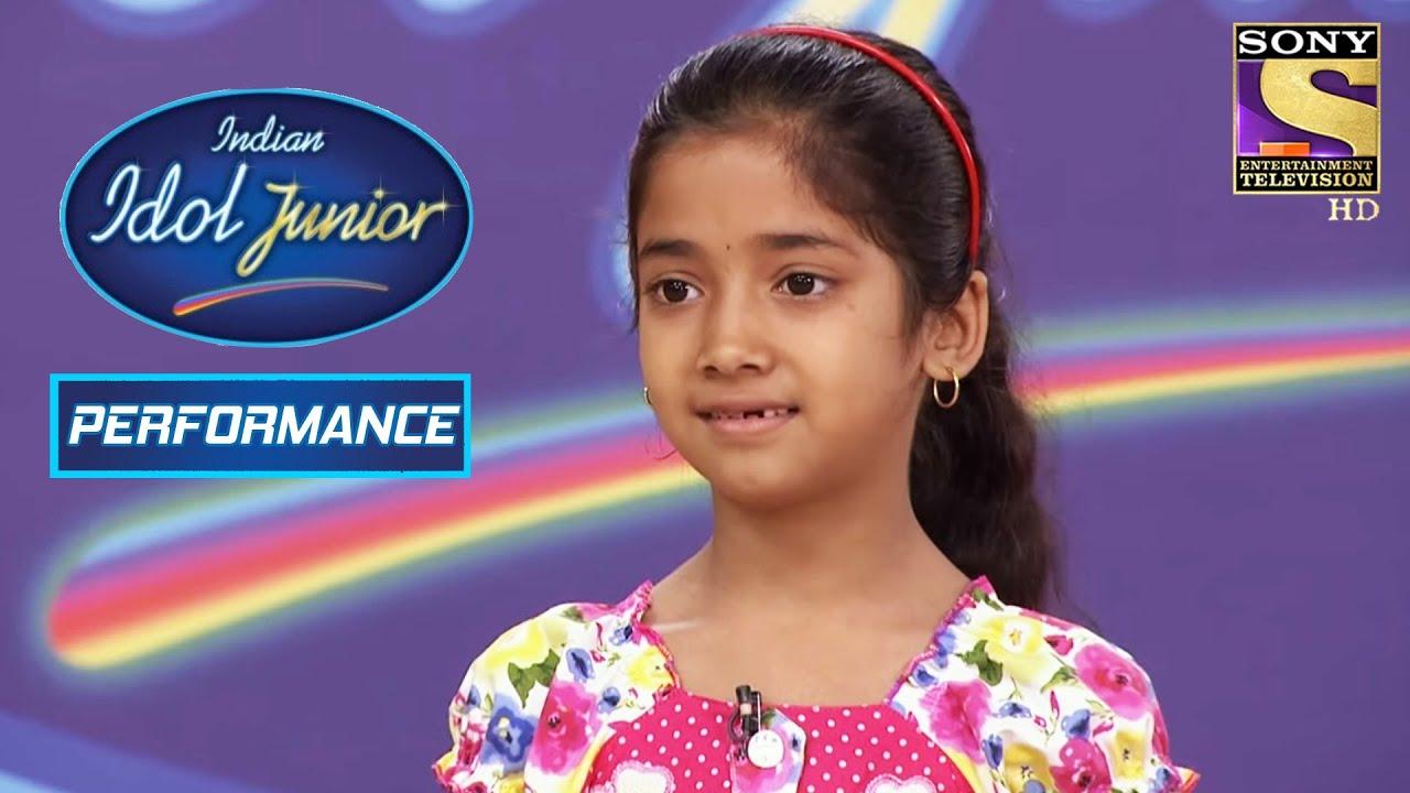 Download Sugandha's Tuneful Performance   Indian Idol Junior