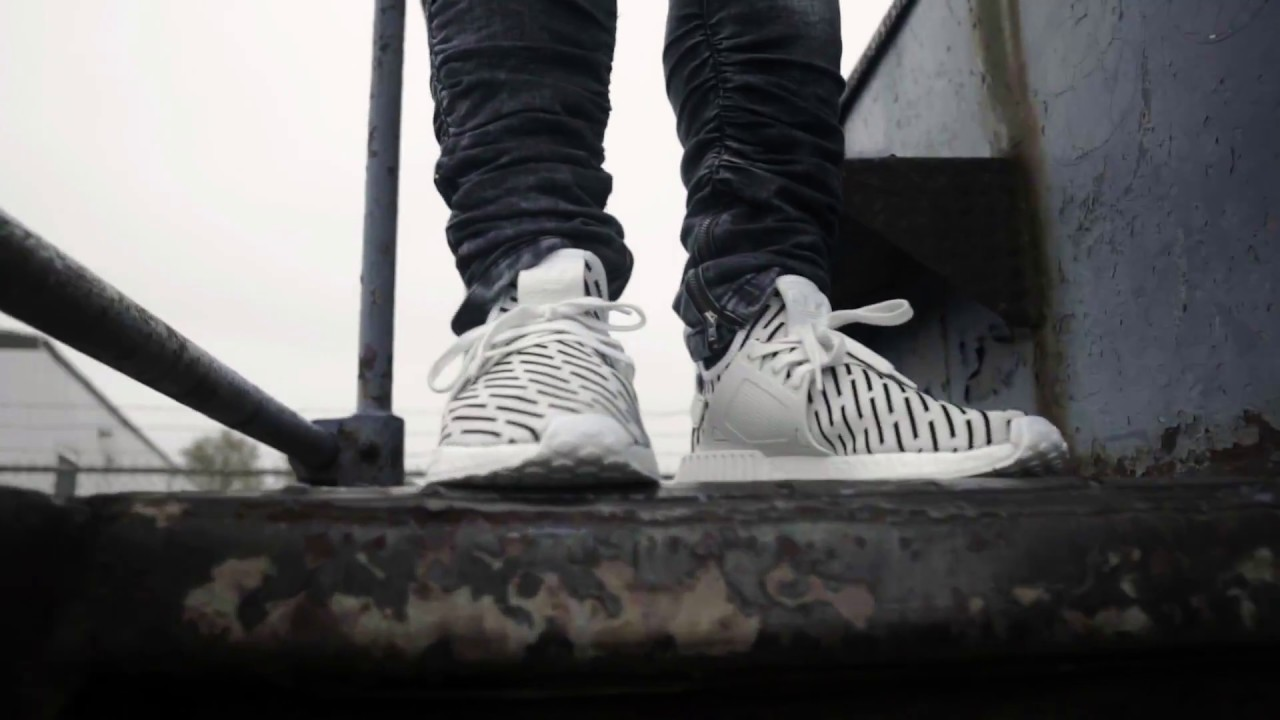 outlet store 32c97 b6f68 Kicks and Fits | adidas NMD XR1 Primeknit Pack ON FOOT Review