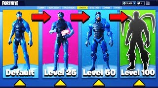 HOW TO UPGRADE YOUR SKIN IN FORTNITE BATTLE ROYALE! (Omega Skin & Carbide Skin)