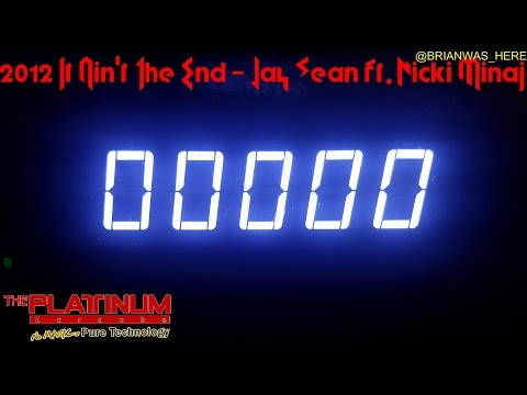 (PH Karaoke) 2012 It Ain't The End - Jay Sean ft. Nicki Minaj