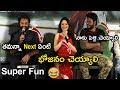 Tamanna Makes Super Fun With Navadeep At Next Enti Movie Trailer Launch Event | LA Tv