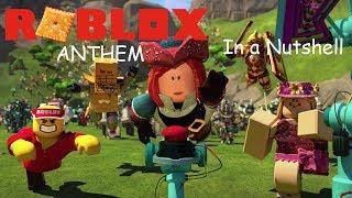 Anthem de Roblox em um nutshell