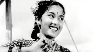 Us Paar Sajan Is Paar Dhare - Lata Mangeshkar, Chori Chori Song