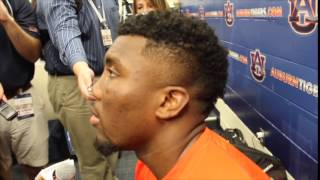 Auburn RB Peyton Barber after Mississippi State game