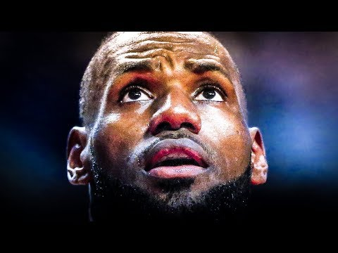 LeBron James - Put the Team on my Back - The Man in the Arena