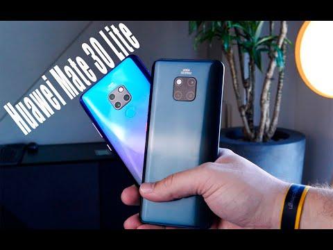 Huawei Mate 30 Lite - на какой операционной системе ???