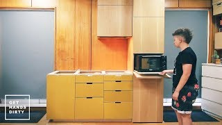 Studio Kitchen: The Tower and the Upper Cabinet - Ep. 2