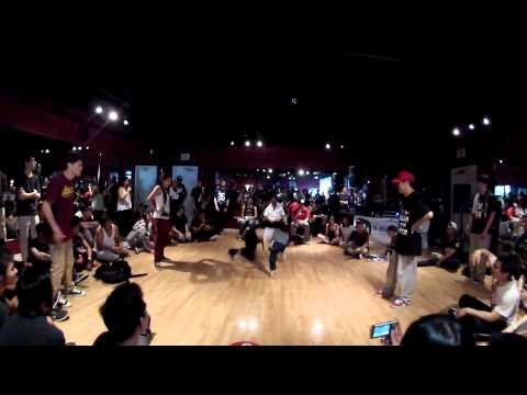 THE CLAIM TO FAME 2VS2 ALL STYLES BATTLE COSTA MESA/CALIFORNIA U.S.A 2013