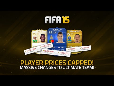 PLAYER PRICE CAPPING! HUGE CHANGES TO FIFA ULTIMATE TEAM! | FIFA 15 Ultimate Team