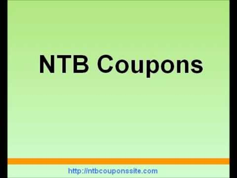 NTB Coupons - Coupons For NTB