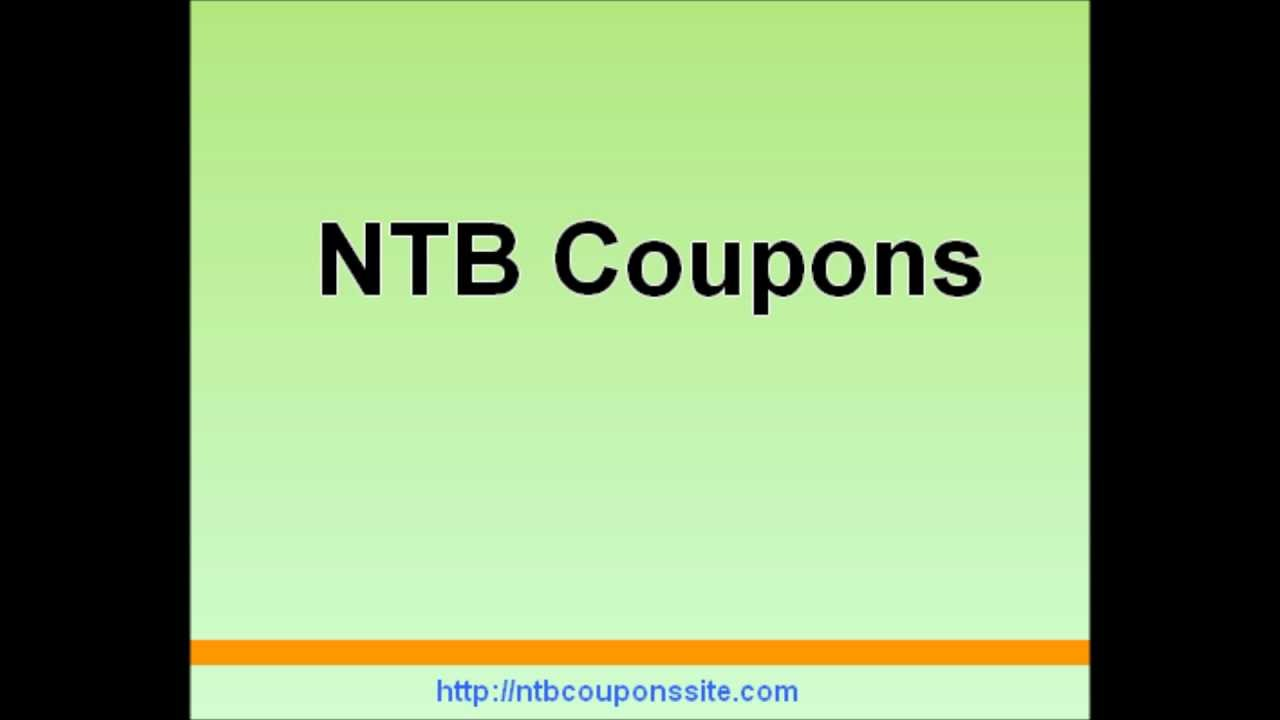 Ntb Oil Change Coupon >> Ntb Coupons Coupons For Ntb