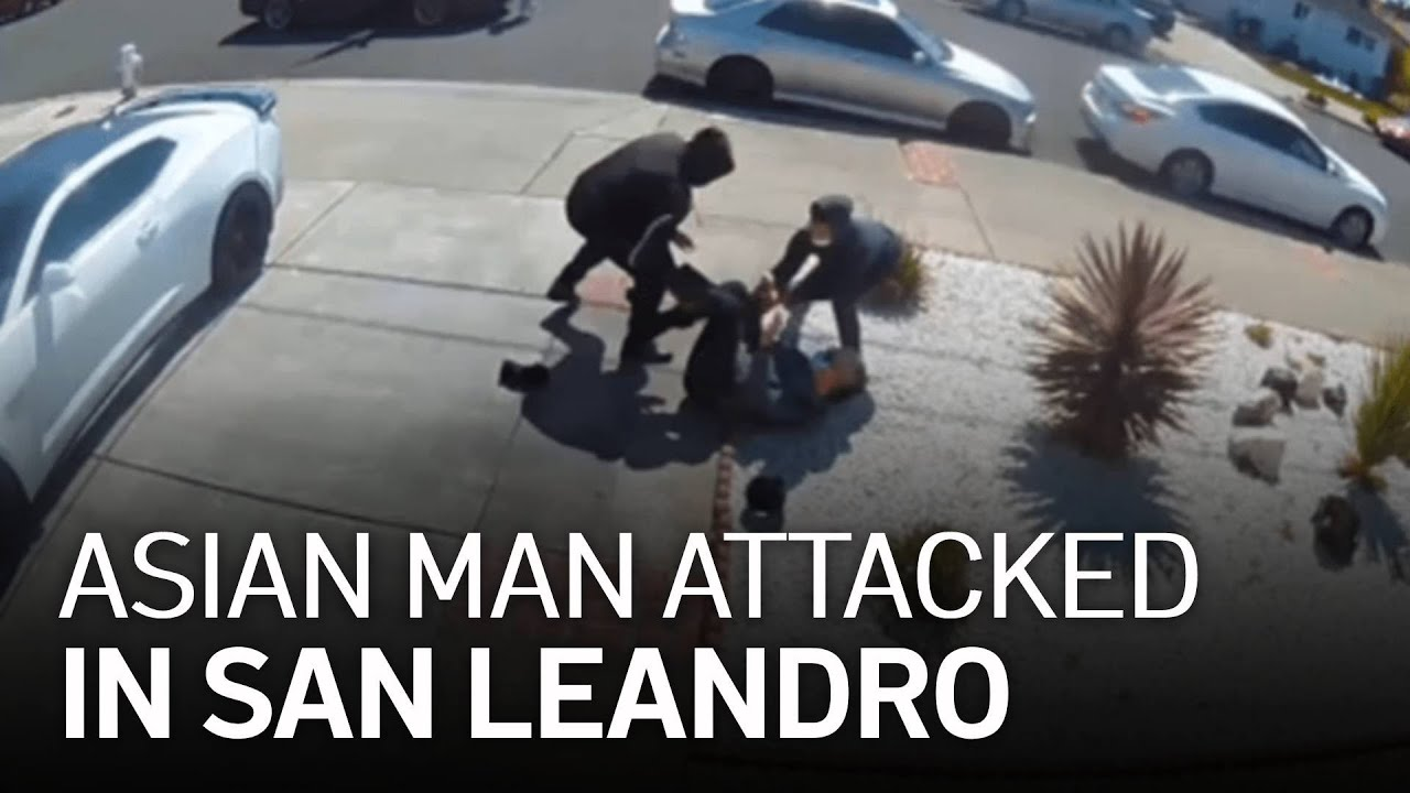 Video Shows California Teens Attacking and Robbing 80-Year-Old Asian Man | Complex